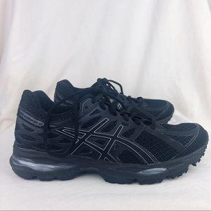 ASICS | Black Running Sneakers